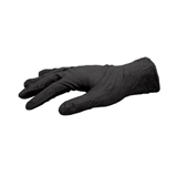 PF BLACK NITRILE GLOVES MEDIUM CPGLV307M